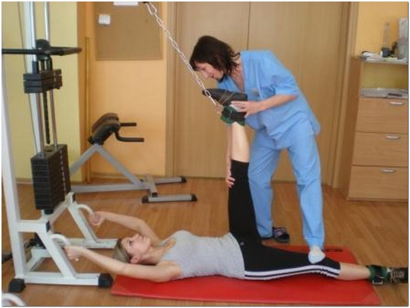 Кинезиотерапия в домашних условиях 658